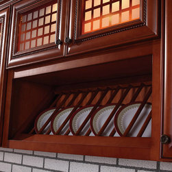 ProCraft Cabinetry - California Series Kitchen Features - ProCraft Cabinetry produces professionally crafted cabinetry for an exceptional price. We ship our cabinets nationwide and can offer our customers free professional kitchen design and a free quote. Please call or email us for more information.