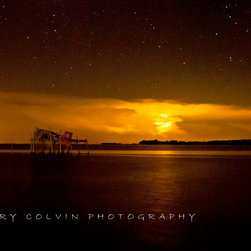 Gregory Colvin Photography - Stars and Lightning by