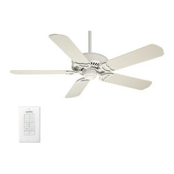 "Casablanca - Casablanca 59095 Panama 52-58"" 5 Blade Ceiling Fan - Blades Sold Separately - Included Components:"