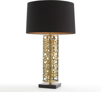contemporary table lamps by DwellStudio