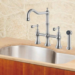 farmhouse kitchen faucets find kitchen sink faucets online