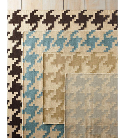 eclectic rugs by Garnet Hill