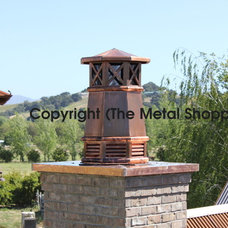 Outdoor Products by The Metal Shoppe, Custom Metal Design, Fabrication
