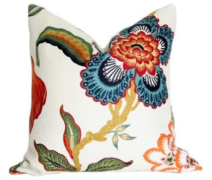 Eclectic Pillows by Arianna Belle