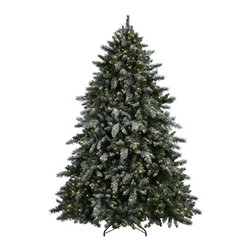 Snowy Aspen Spruce Christmas Tree - HAVE A WONDROUS CHRISTMAS WITH THE SNOWY ASPEN SPRUCE CHRISTMAS TREE