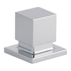 KOHLER - KOHLER K-14677-CP Loure Bath or Deck-Mount Diverter - KOHLER K-14677-CP Loure Bath or Deck-Mount Diverter in Polished Chrome