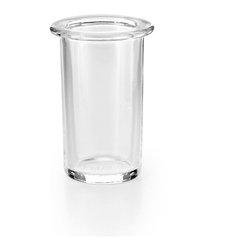 WS Bath Collections - Saon 55003.80 Tumbler - Saon by WS Bath Collections Tumbler in Clear Glass