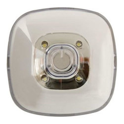 GE - GE White LED Plastic Square Tap Light 17419 - Shop for Lighting & Fans at The Home Depot. Ideal for bedrooms, kitchens, basements, attics, closets and under cabinets. Long-life LEDs mean no bulbs to replace. Easily install a light anywhere you need it.