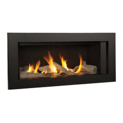 Valor L1 Series Linear Fireplace - Valor Radiant Fireplaces are easy-to-install, energy efficient, and BEAUTIFUL!
