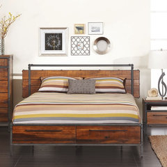 modern beds by Dania Furniture