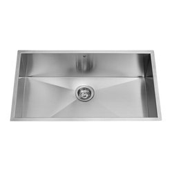 VIGO VG3019B Undermount Kitchen Sink