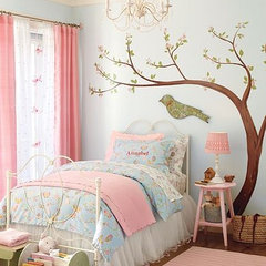 traditional kids pottery barn kids rooms