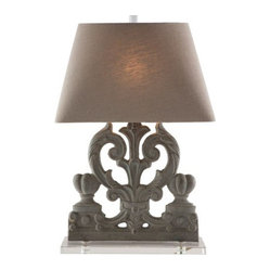Chateau Palermo Lamp-pair of 2