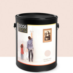 Imperial Paints - Eggshell Wall Paint, Gallon Can, Porcelain Doll - Overview: