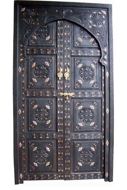 Mediterranean Interior Doors by Casbah Decor