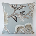 Hothouse Flower Pillow - The Pillow Studio