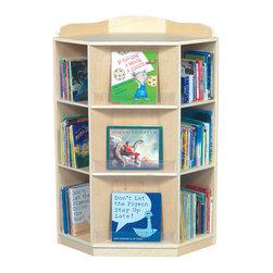 RR - Corner Book Nook - Corner Book Nook