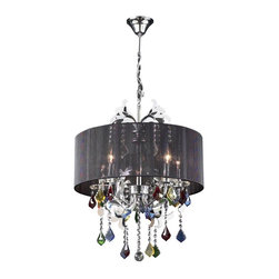 PLC Lighting - PC Five Light ChandelierTorcello Collection - Since 1989, PLC Lighting, Inc.