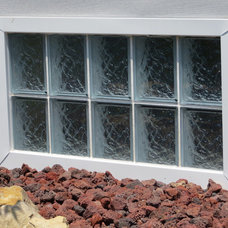Traditional Windows by Masonry & Glass Systems