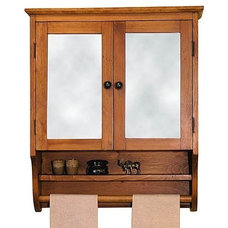 Monterey Mirrored Cabinet - Plow & Hearth