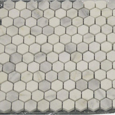 Transitional Mosaic Tile by StoneLocator