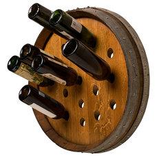 Farmhouse Wine Racks by Alpine Wine Design