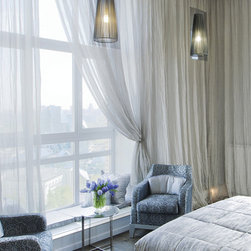 Custom Curtains and Drapes - DRAPERY - www.ddccustomwindowfashions.com -
