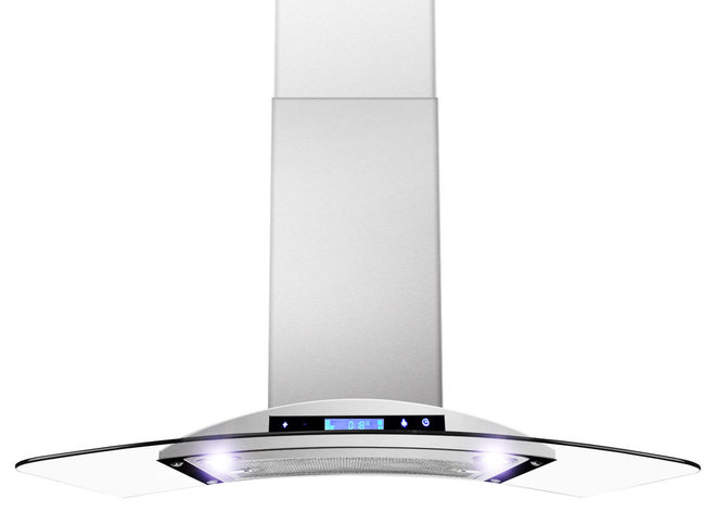 Contemporary Range Hoods And Vents Modern Kitchen Hoods And Vents
