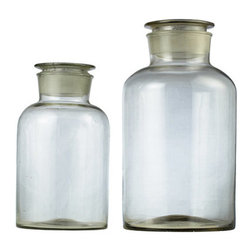 Sterling Industries - Sterling Industries 93-19256 Vintage Chinese Apothecary Jars - Specifications: