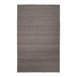 Surya - Bermuda Gray Rectangular Area Rug - The Bermuda Gray Rectangular Area Rug is sure to bring style and elegance to any room with its gorgeous color and design it offers. Hand woven from 100% Jute, the rug features extremely high quality and updated colors. Design your personal home interior with the most exquisite pieces to stay stylish.