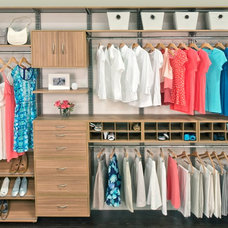 Learn how to organize a room with freedomRail closet systems. Organized Living