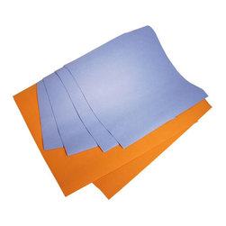 The Felt Store - 6 Pcs Chamois Cloth Value Pack (2 Large Orange & 4 Small Blue) - The highly absorbent Chamois Cloth can be used anywhere in the home, cottage, in the car, the gym, even for your pets! The Chamois Cloth is capable of absorbing any type of liquid spill. Simply rinse and let dry, and reuse over and over. This Value Pack includes 2 Orange Chamois measuring at 19 inches x 27 inches(482.6mm x 685.8mm), and 4 Blue Chamois measuring 15 inches x 16 inches(381mm x 406.4mm).