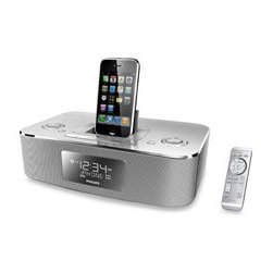 Philips Fidelio DC290 Clock Docking System for iPhone and iPod -