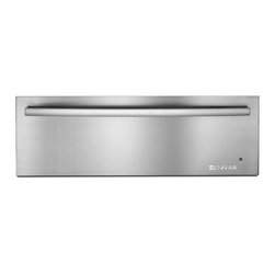 "Jenn-Air 30"" Electric Warming Drawer, Stainless/blk 