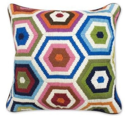 pillows by Jonathan Adler