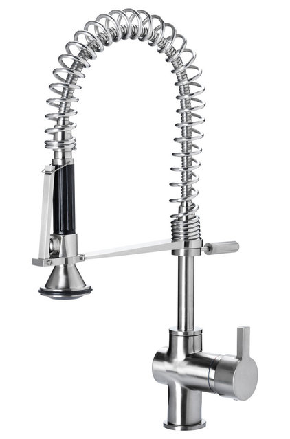 Contemporary Kitchen Faucets by IKEA