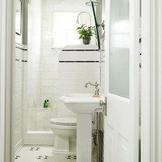 Walk-In Shower Ideas