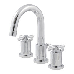 World Imports - World Imports SCL300CP Schon Chrome Faucet - World Imports SCL300CP Schon Chrome Bath Faucet
