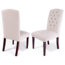 Transitional Dining Chairs by Great Deal Furniture