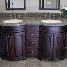 Bathroom Vanities And Sink Consoles by Bartelt. The Remodeling Resource