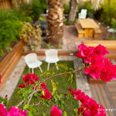 Contemporary  by Growsgreen Landscape Design