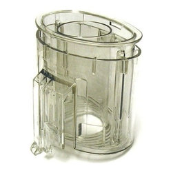 Cuisinart - Cuisinart Large Pusher for DFP-14 & DLC-8 Series Food Processor - Fits all Cuisinart 14-cup DFP-14 and DLC-8 series. Will not fit DFP-14N series. Dishwasher safe.
