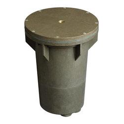 Hinkley Lighting - 53000 Burial Ballast Box - Landscape Hardware in Bronze by Hinkley Lighting