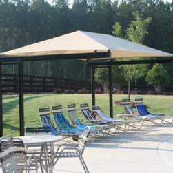 Outdoor Shade Structures -