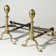 traditional fireplace accessories by Peter Eaton Antiques