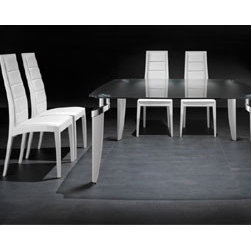 Steel Dining Table By Doimo - # Product Features Steel Dining Table