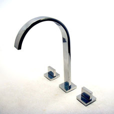 Contemporary Bathroom Faucets And Showerheads by Jollyhome