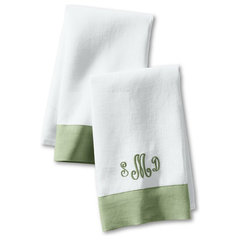 traditional towels by Lands' End