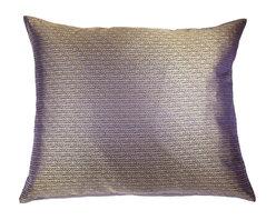 Ann Gish - Laurel Pillow - Zip closure.
