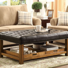 Contemporary Footstools And Ottomans by Modern Furniture Warehouse